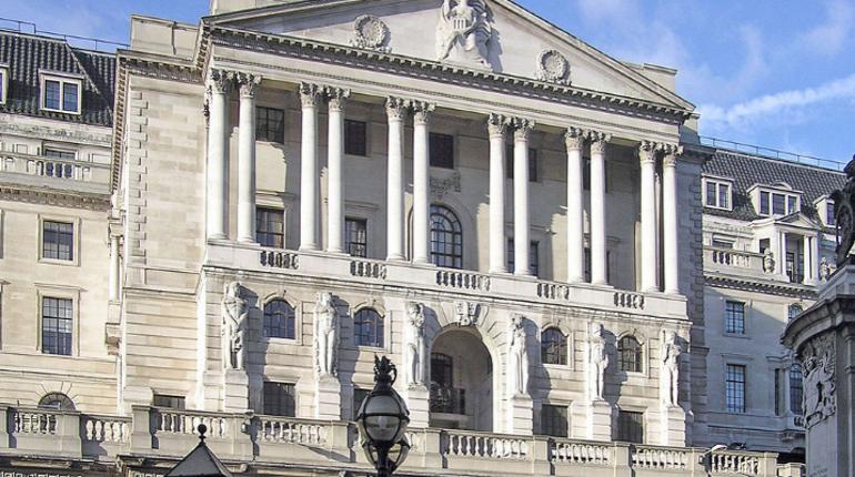 Банк Англии. Фото: Википедия