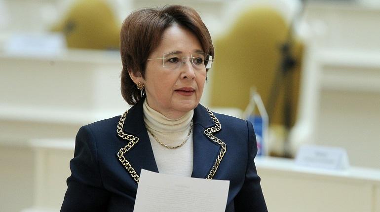 Дмитриева пойдет на выборы в ЗакС и Госдуму