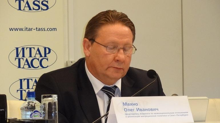 Беглов принял отставку главы «миграционного» комитета