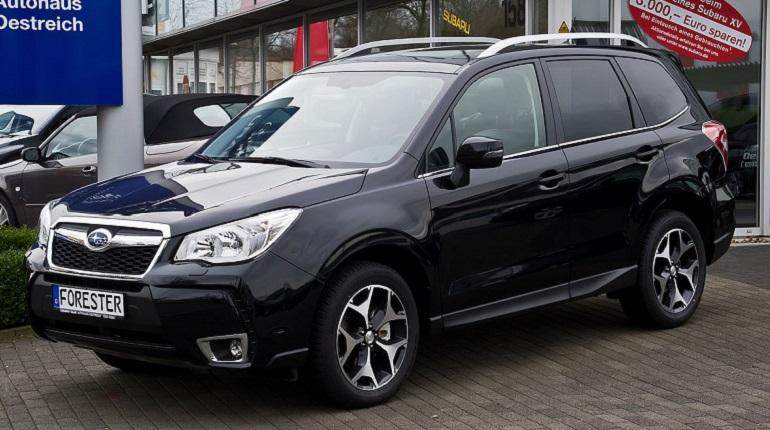Subaru отзывает в России почти 7,5 тыс. автомобилей из-за ошибки в двигателе