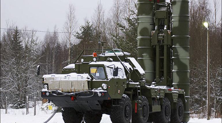 Комплекс С-400. Фото: пресс-служба ЗВО