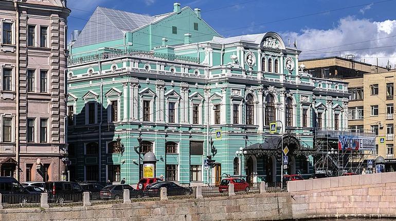 БДТ им. Товстоногова. Фото: wikipedia.org