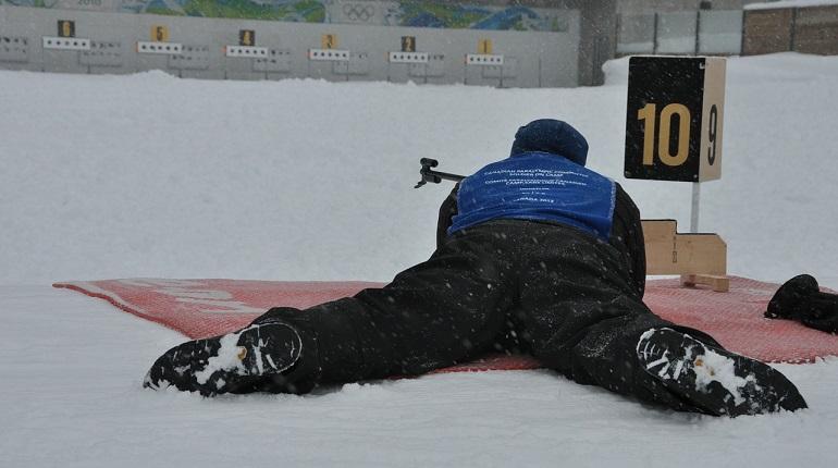 В Оберхофе мужская сборная России по биатлону выиграла эстафету