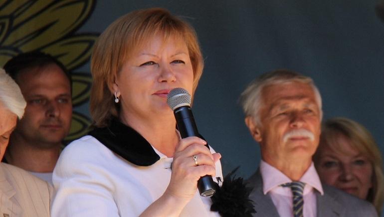 Чечина стала председателем избирательной комиссии Петербурга