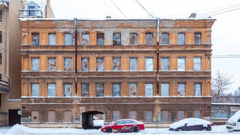 Дом Прейса рискует повторить судьбу дома Лялевича