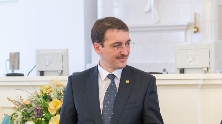 Михаил Дубина. Фото: gov.spb.ru