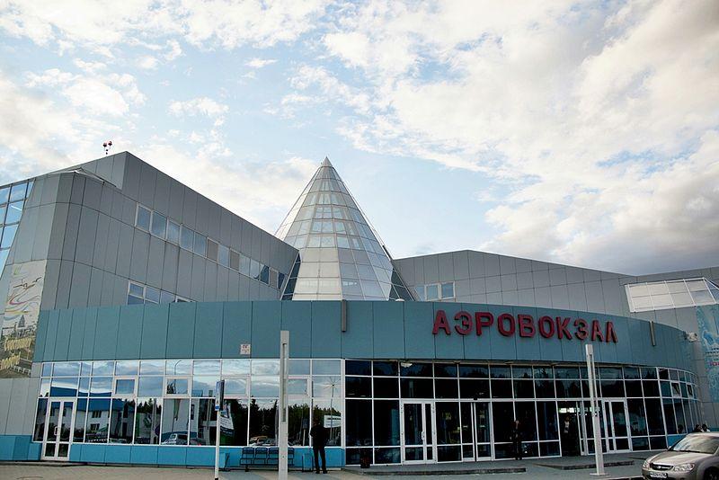 Аэропорт Ханты-Мансийска. Фото: wikipedia.org