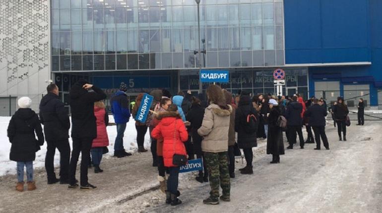 Петербург захлестнула волна минирований. МВД не комментирует ситуацию