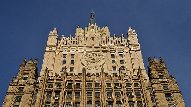 В МИД ответили на новость об эвакуации из России шпиона США