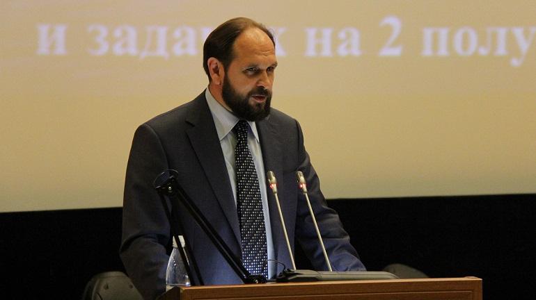 Старший по выборам: Куимову доверили губернаторскую кампанию в Петербурге