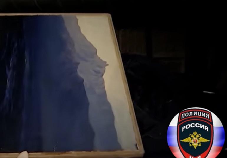 Картину Куинджи передали Русскому музею для реставрации