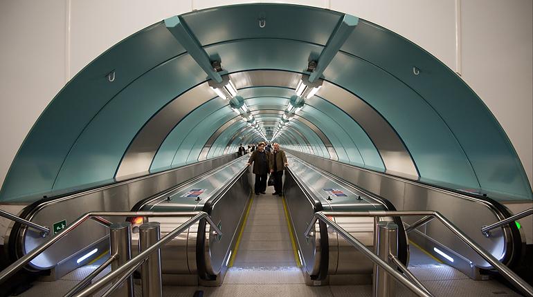 Участок кольцевой линии метро в Петербурге появится к 2034 году. Фото: Baltphoto