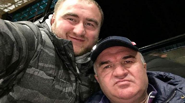 Рауф и Рауль Арашуковы. Фото: соцсети
