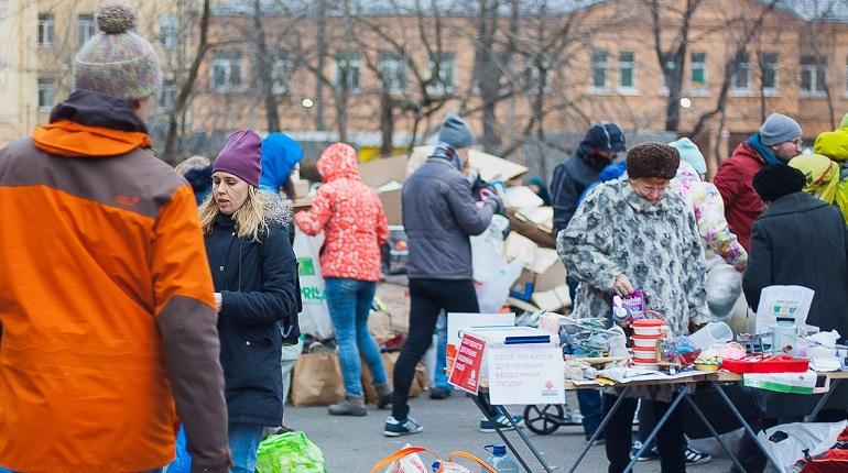 Установку контейнеров для раздельного сбора пропишут в законе Петербурга