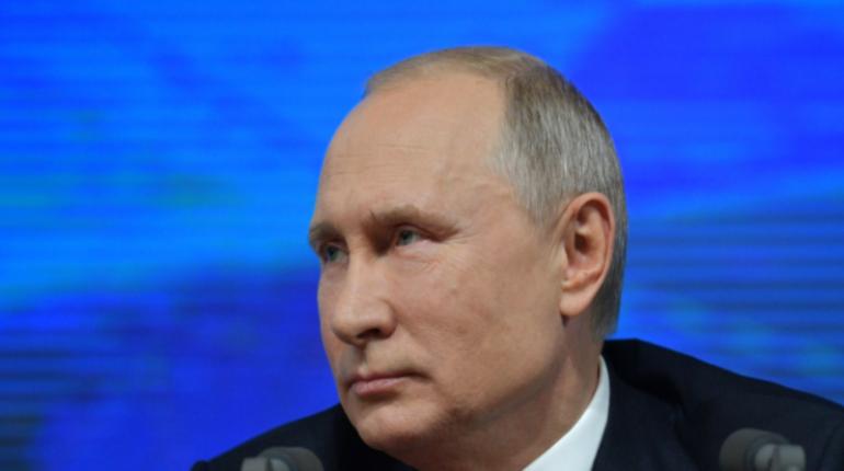 Президент РФ Владимир Путин. Фото: kremlin.ru