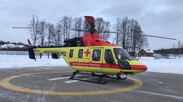 За прошлый год санавиация Ленобласти эвакуировала 373 человека