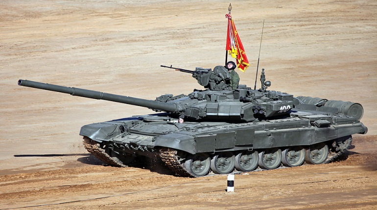 National Interest похвалил Т-90 за дешевизну и мощь