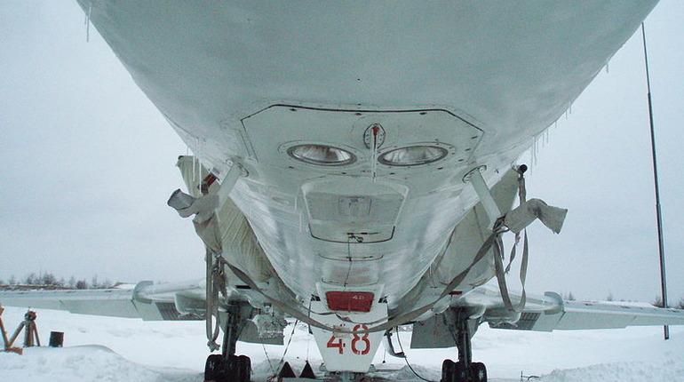 Бомбардировщик Ту-22М3 рухнул под Мурманском