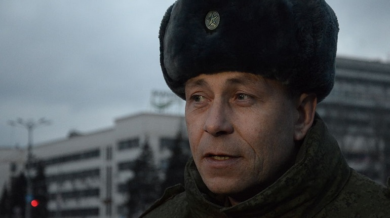 Замглавы народной милиции ДНР Эдуард Басурин. Фото: Википедия