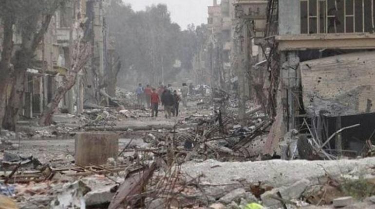 В Сирии погиб российский военный. Фото: flickr.com