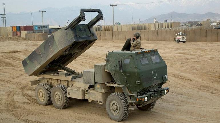 Ракетная система HIMARS. Фото: Википедия