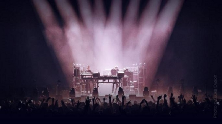 Дуэт The Chemical Brothers выступит для петербургских поклонников