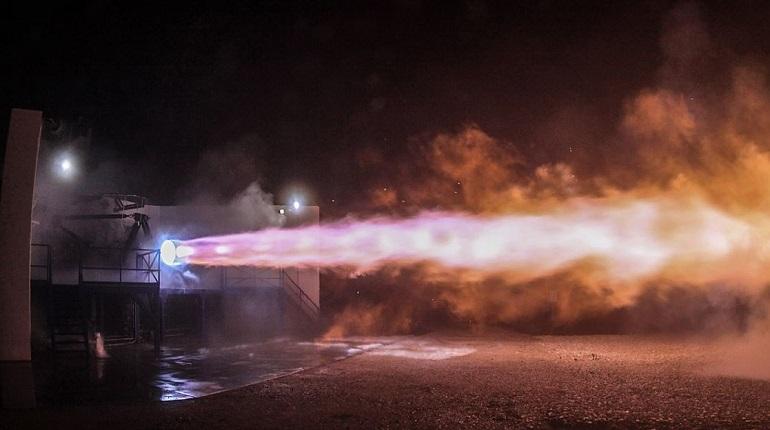 Ракетный двигатель Raptor. Фото: Википедия