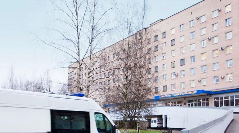 С 1 марта Александровская больница в Петербурге частично возобновляет работу сосудистого центра