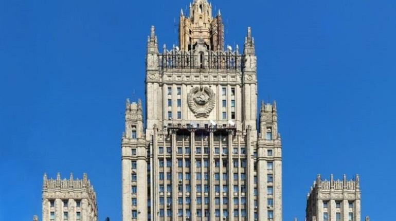 В МИД назвали глупыми слова генсека НАТО о Сталине и ИГ