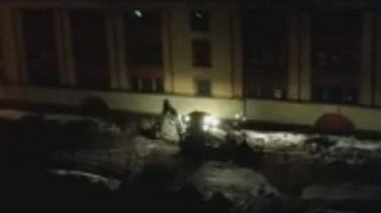 Ночная уборка снега не дает уснуть жителям Петербурга. Фото: Признавашки ДТП и ЧП Санкт-Петербург