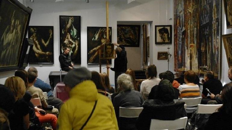 Сегодня пройдет конференция к 60-летию художника Вячеслава Чеботаря