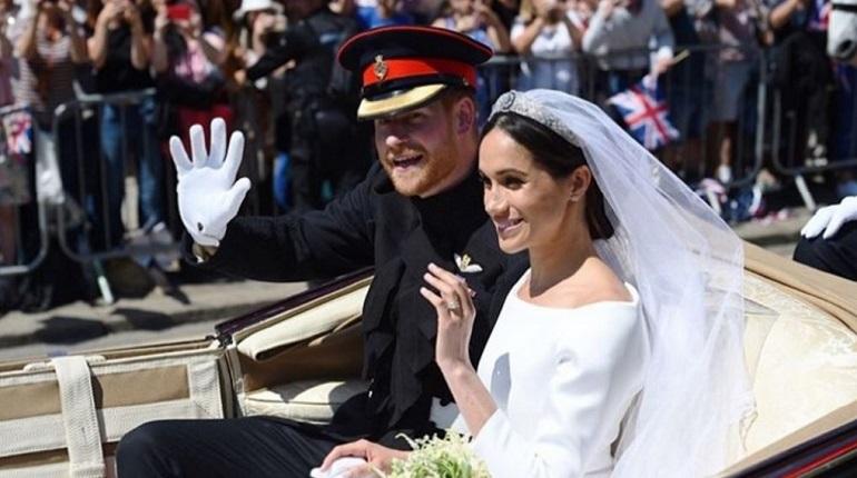 В Сеть попала переписка Меган Маркл и принца Гарри с ее отцом о свадьбе