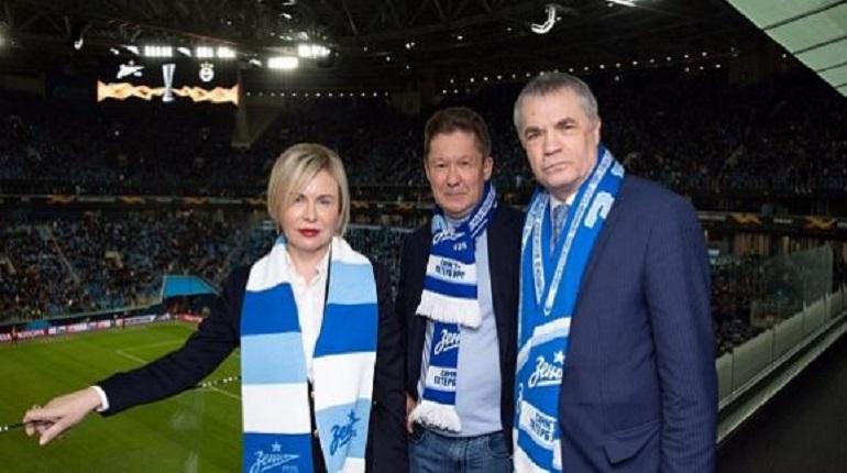 Елена Илюхина, Алексей Миллер, Александр Медведев. Фото: Instagram.