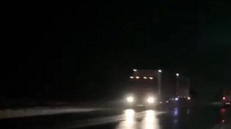 Двое детей получили травмы в ДТП на 74-м км трассы