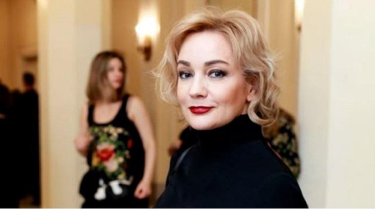 Российская певица Татьяна Буланова. Фото: Instagram Татьяны Булановой