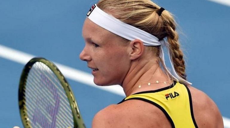 Теннисистка Кики Бертенс. Фото: Instagram/kikibertens