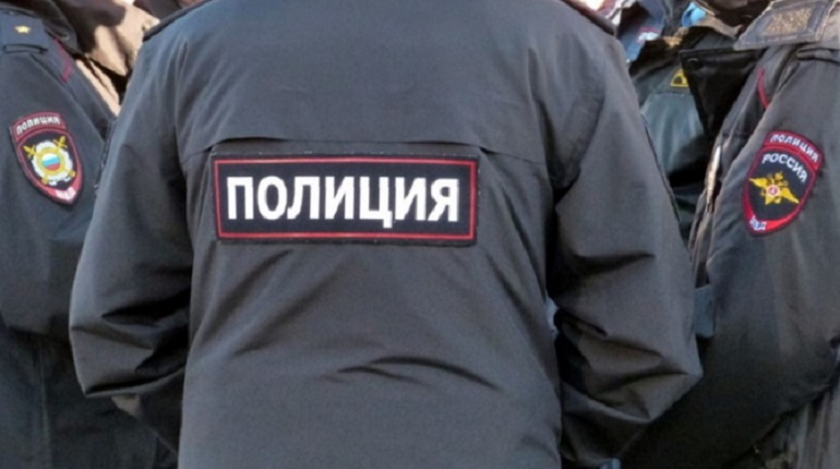 Полиция. Фото: Baltphoto