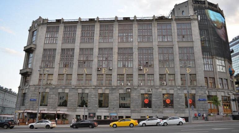 Спортсмен скончался у здания Минкомсвязи в Москве. Фото: Википедия