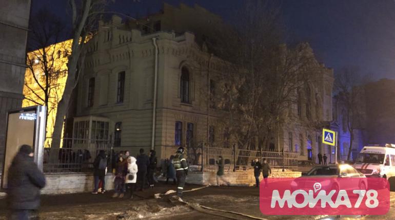 ИТМО оштрафуют на 500 тысяч за обрушение корпуса на Ломоносова