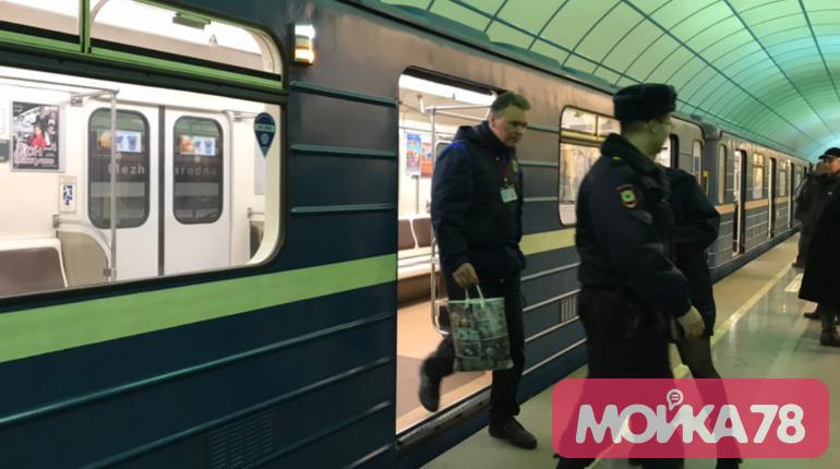 Подвижной состав петербургского метро обновлен на 30%