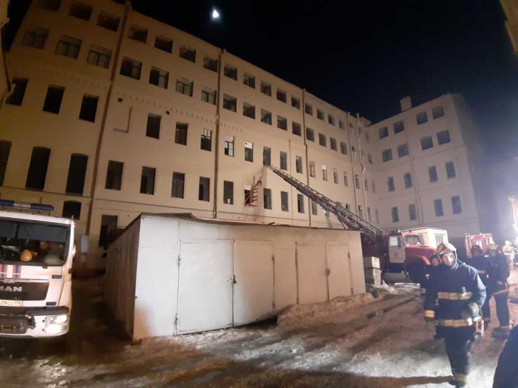 После обрушения корпуса ИТМО проверит свои здания за 14,5 млн