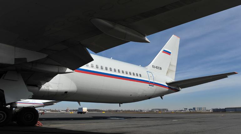 Авиакомпания «Россия» продлевает рейсы из Петербурга в Анапу в зимнем расписании