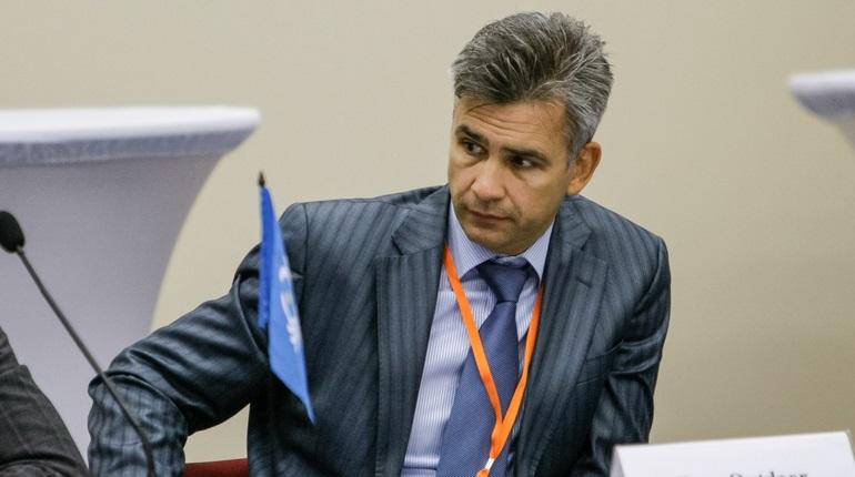 Советник губернатора Петербурга Владимир Рябовол. Фото: Baltphoto/Михаил Киреев