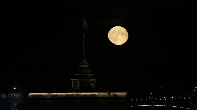 Ночь в городе. Фото: pixabay.com