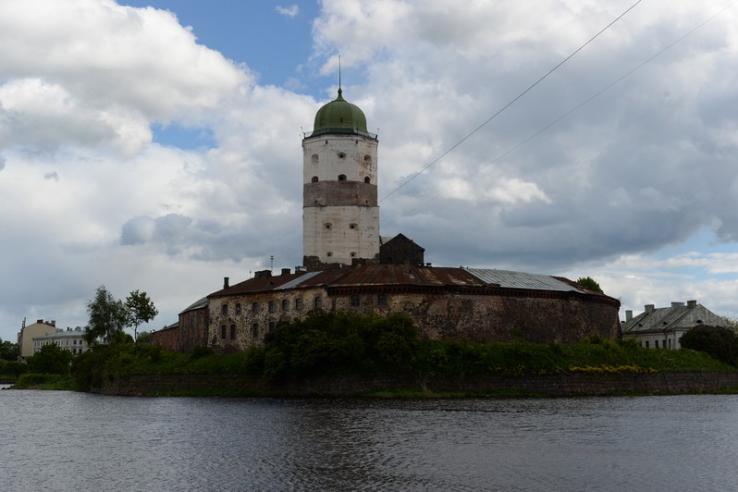 Раскрыт секрет подземного хода, ведущего в Выборгский замок