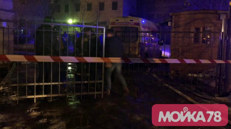 Глава МЧС прибыл к месту обрушения крыши ИТМО