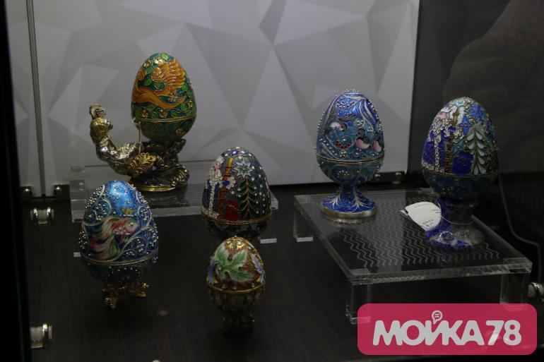 Вокруг эрмитажных яиц Фаберже воцарился заговор молчания на фоне скандала с обнаженкой