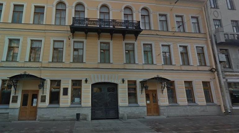 Дом журналиста. Фото: Гугл Карты