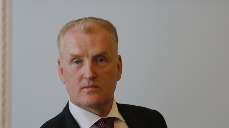 Глава администрации Кронштадтского района Олег Довганюк. Фото: Baltphoto