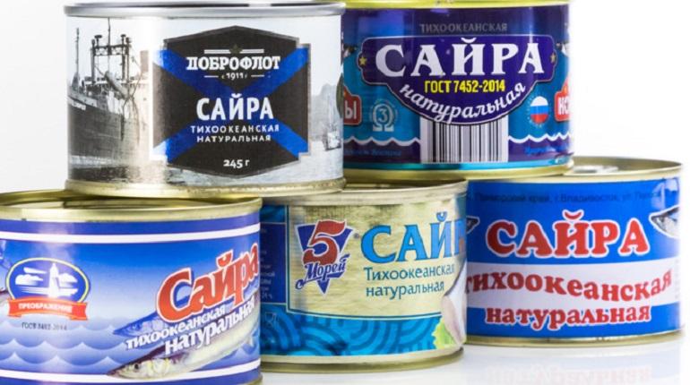 Космонавты скучают по рыбным консервам из Петербурга